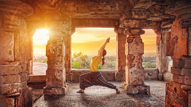 Yoga e Ayurveda na Índia