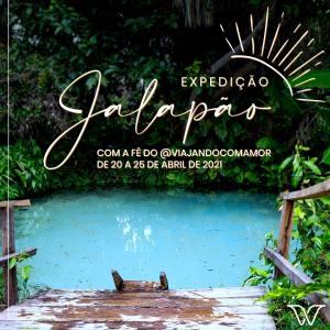 Expedição Jalapão com @viajandocoamor