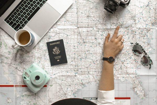 Como organizar uma viagem