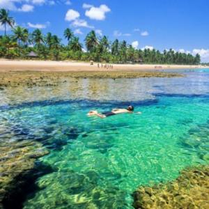 Viagem para Caraíva com @nati.precioso