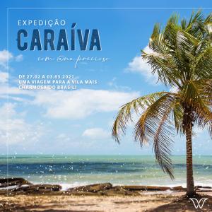 Expedição Caraíva com @nati.precioso