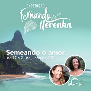 Expedição Fernando de Noronha com Ju e Fabi