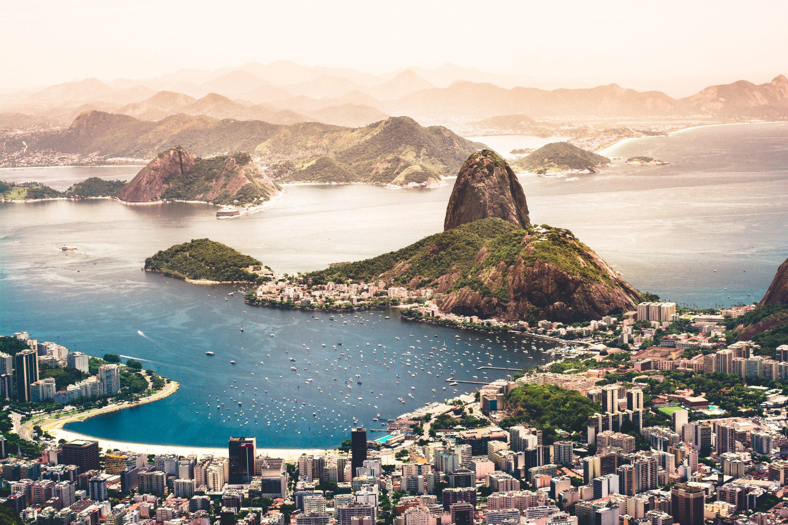 10 melhores lugares para viajar na América Latina: Rio de Janeiro