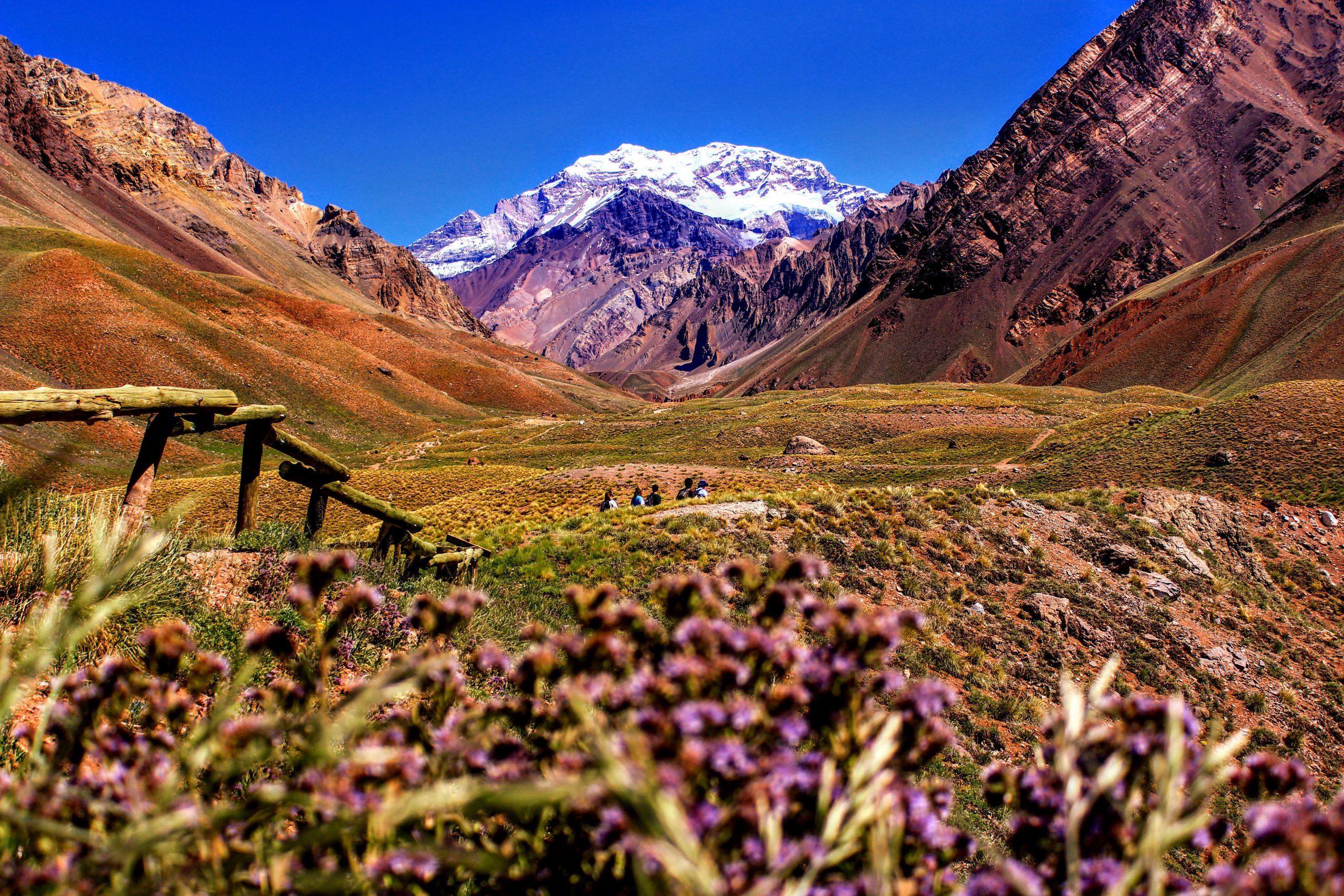 melhores lugares para viajar na América Latina; Mendoza
