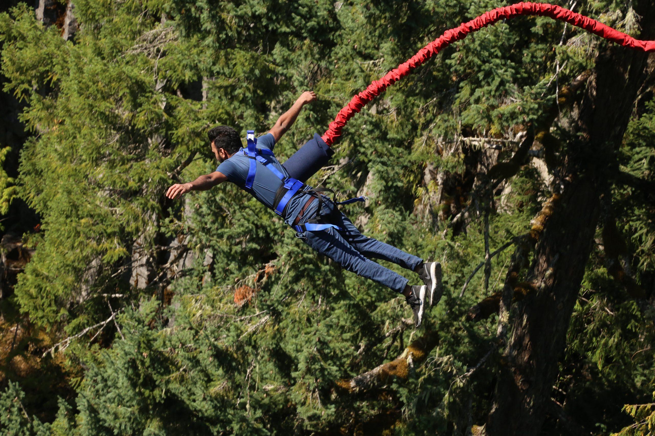 Para quem curte esporte de aventura: Pular de bungee Jumping na África do Sul