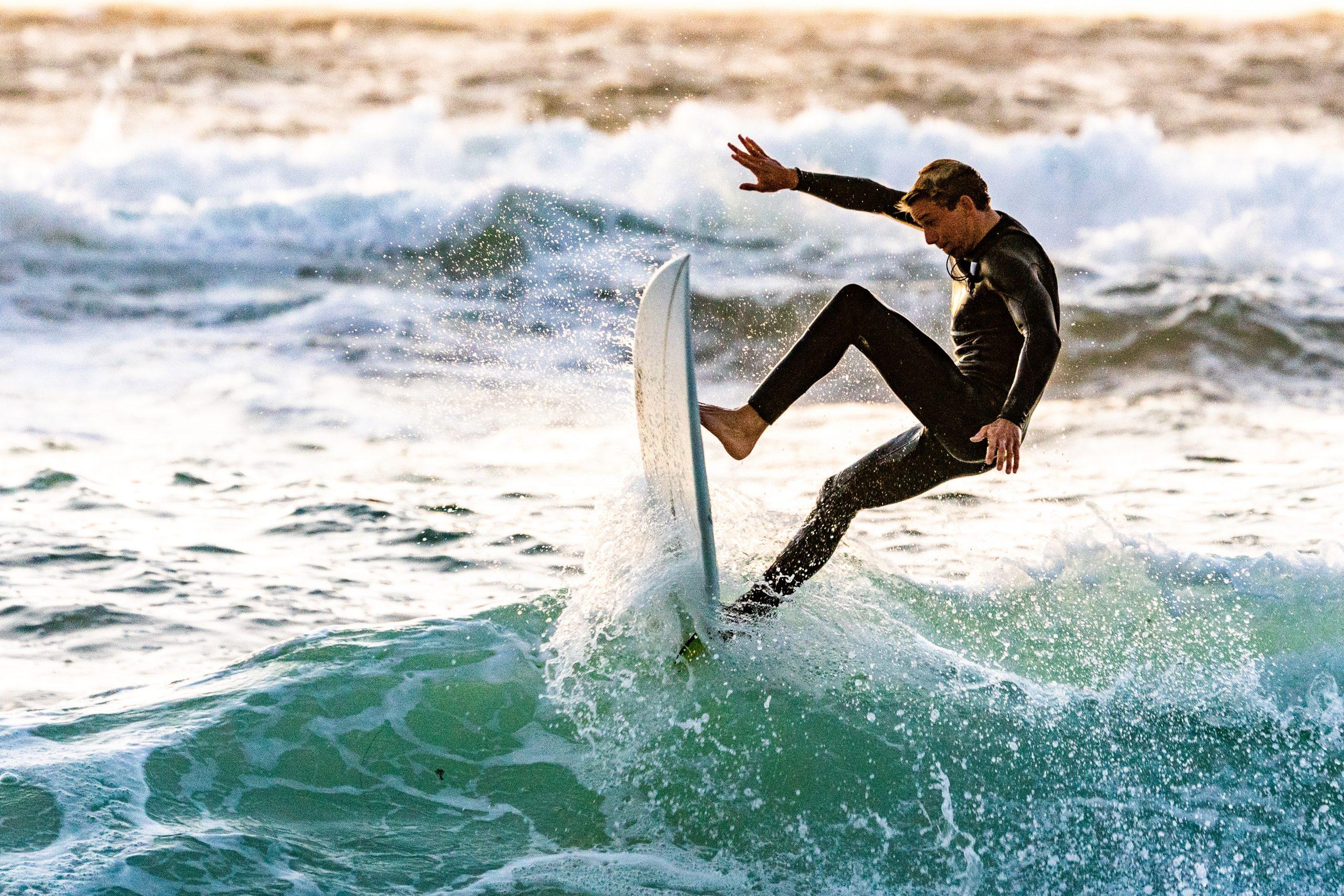 Turismo Esportivo na Costa Rica para surfar