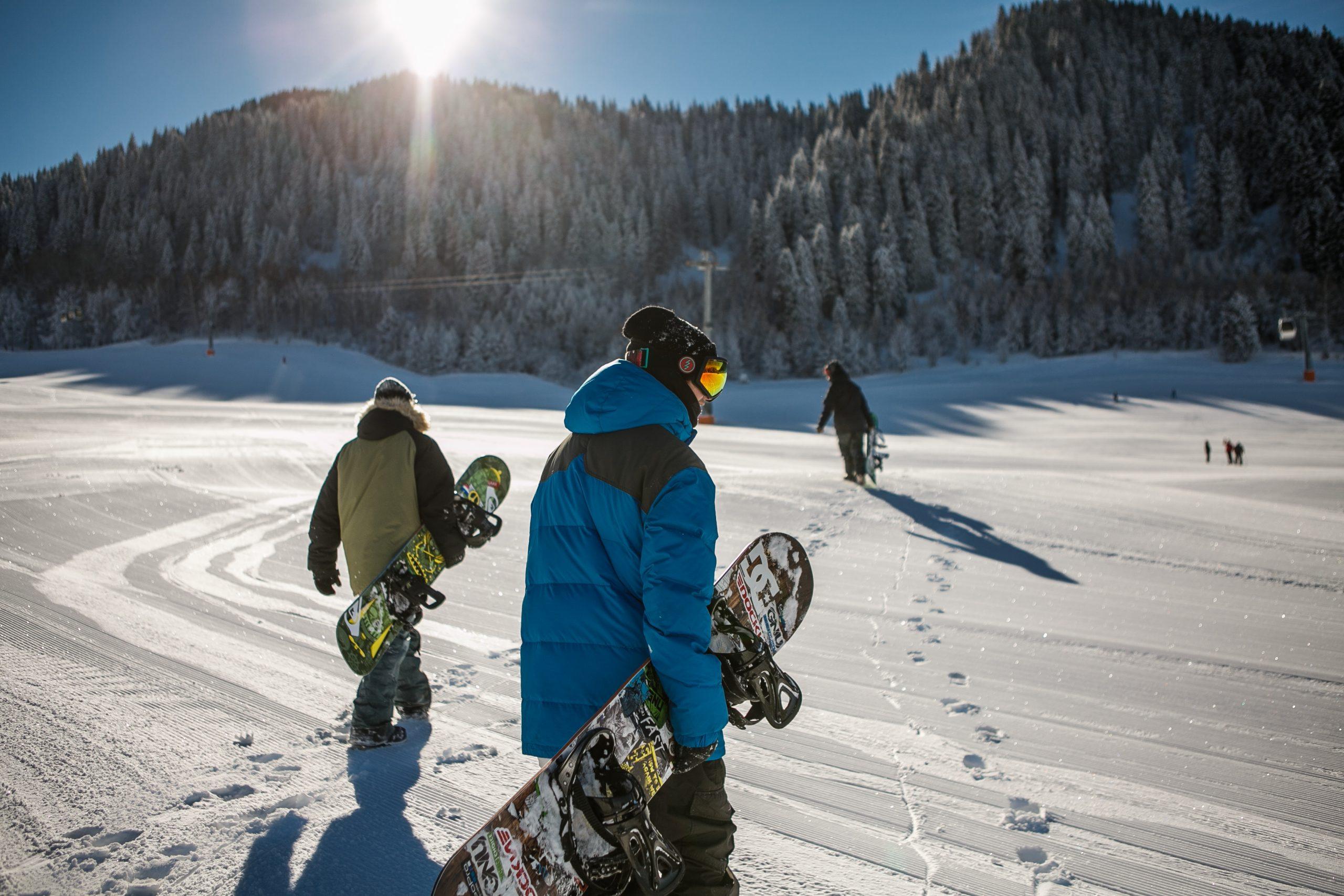 Ski e Snowboard na Áustria: Turismo de Esporte com muita neve!