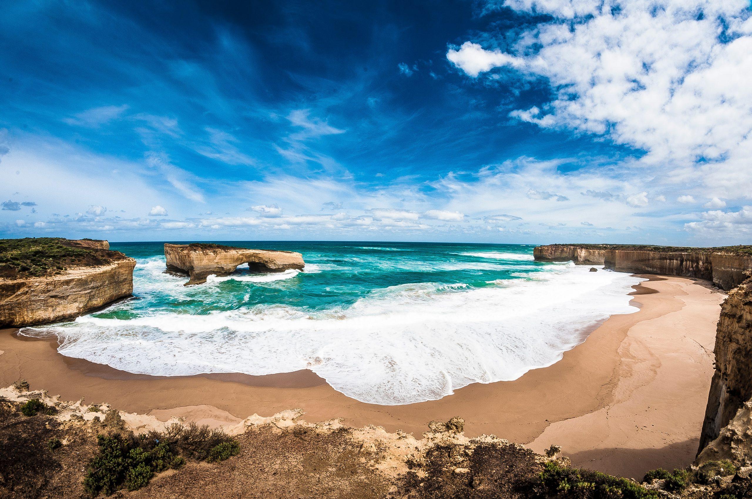 Um Turismo de Esporte para quem adora mar: Mergulhar na Austrália!