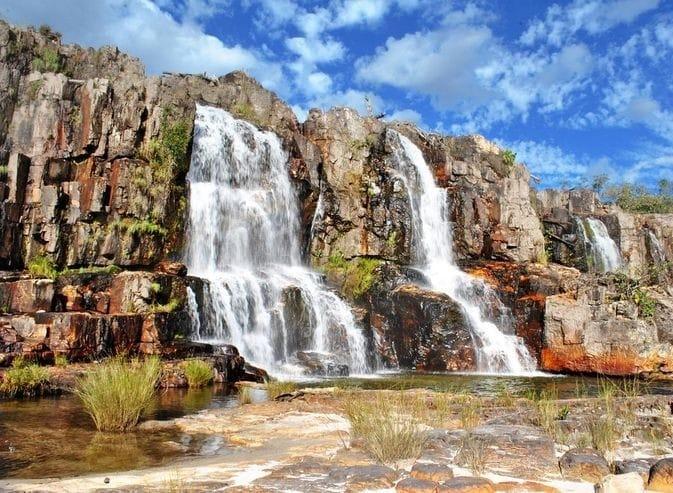 Melhores Cachoeiras da Chapada dos Veadeiros: Cataratas do Couro